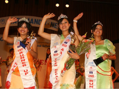 Miss Teen Nepal