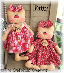 "Kitty ~ 12"" doll"