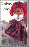 """Chelsea Ann ~ 21 1/2"""" doll"""