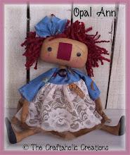 """Opal Ann ~ 15"""" doll"""