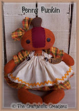 "Penny Punkin ~ 13"" doll"