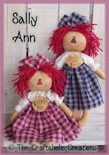 "Sally Ann ~ 14"" doll"