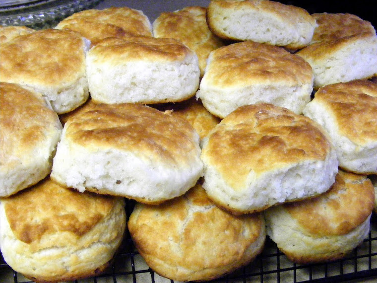 ~♥Quick Buttermilk Biscuits♥~