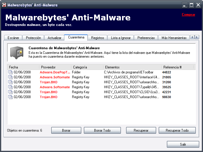 Malwarebytes Anti-Malware [Full] [4Shared]