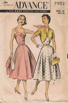 midvale%2Bsundress Vintage Vogue Sewing Patterns
