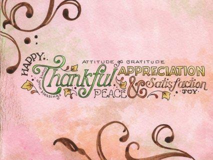 Cartoon Thanksgiving