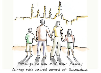 Ramadan Wish Greetings