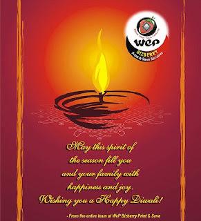 Diwali Business Greeting Cards