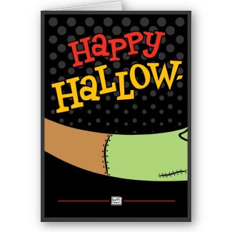 humorous halloween greetings