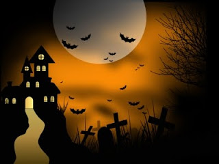 Halloween Vector Art Wallpaper