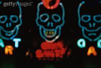 Neon Halloween Desktop Wallpapers