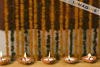traditional diwali decorations