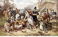 Pilgrims Thanksgiving Wallpapers