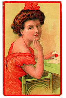 1st Valentine Festival Cards