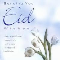 Eid Tulip Wish