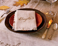 thanksgiving table name tags