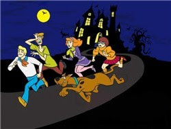 scooby halloween pictures