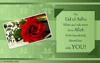 romantic eid wishes