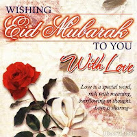romantic happy eid greetings