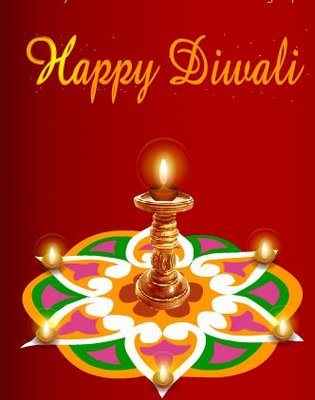 Diwali Cards: April 2010