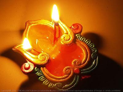 Diwali Pooja Cards
