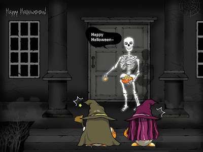 Download Spooky Halloween Cards