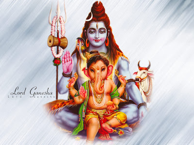 Free Wallpapers of Ganesha