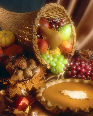 Thanksgiving Meal Tips and Themes
