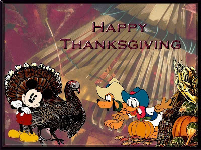 Animated Happy Thanksgiving eCard