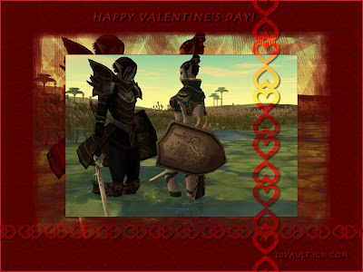 Romantic Halloween greeting cards
