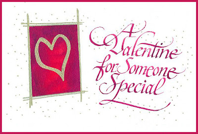 Valentine's Day Special Card
