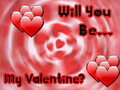 Be My Valentine ECards