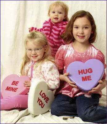 Happy Valentine's Day for Kids
