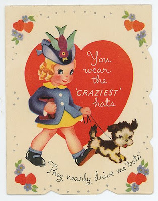 Old Valentine Cards
