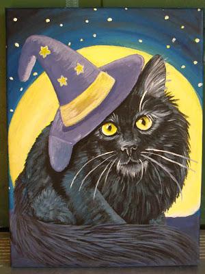 haloween wallpaper. Cat Halloween Wallpaper