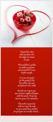 Valentine Love Poems