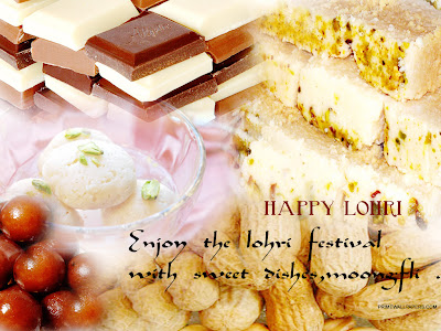 Happy Lohri Cards