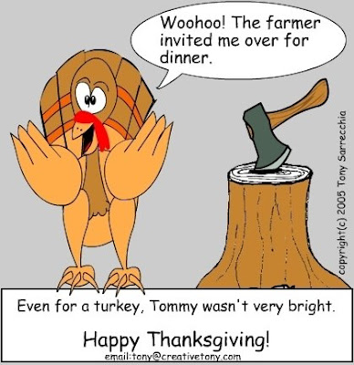 Funny Thanksgiving Pic