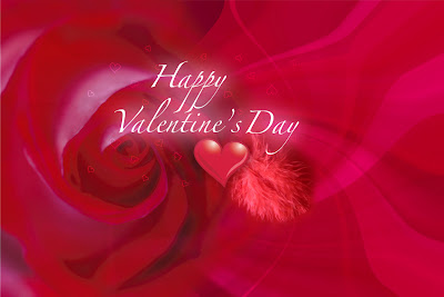 3D Animated Valentine Greeting Card