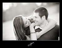 Smiling Valentine Couples