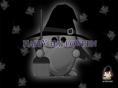 ALTools Halloween Desktop Wallpaper