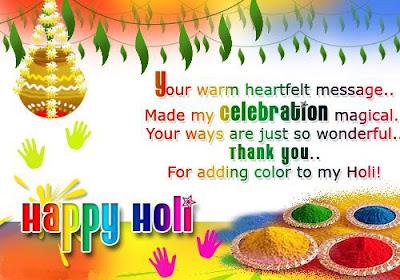 Happy Holi Cards
