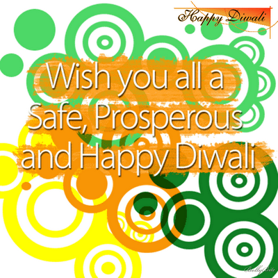 Free Happy Deepavali Greetings