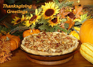 Free Animated Bounties Of Thanksgiving Wallpaper