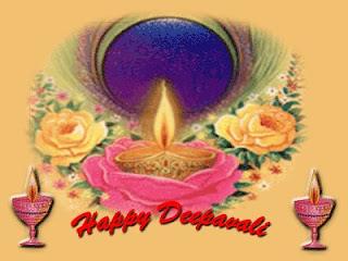 Deepavali Shubhkamnao ke Saath