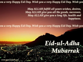 Eid-ul-Adha Greetings