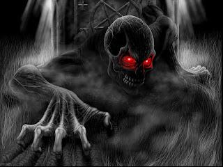 Free Halloween Horror Animated Wallpaper