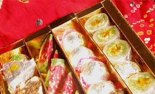 Diwali Mithai Box