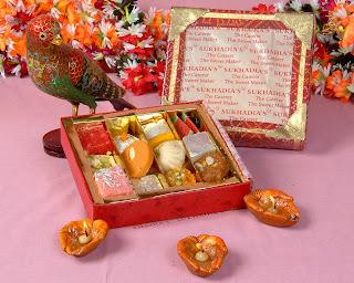 Diwali Mithai