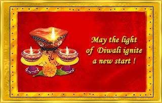 Hallmark Diwali Cards